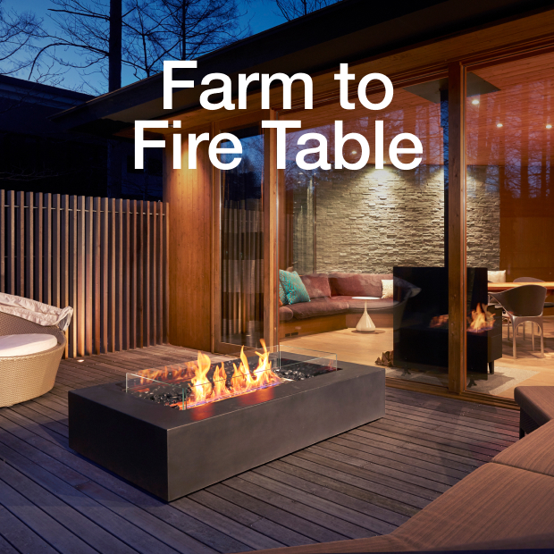 Farm to Fire Table